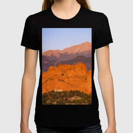 Beautiful Kissing Camels Colorado Spring T-shirt