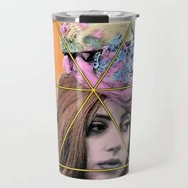 """""""Too Classy For The Rave"""" Travel Mug"""