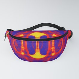 Fiery portal of our nightmares Fanny Pack
