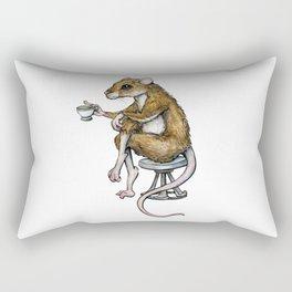 RAtea/ Pinkies Up! Rectangular Pillow
