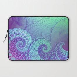 """""""Cosmic Space Kraken"""", by Brock Springstead Laptop Sleeve"""