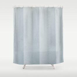 White stripes Shower Curtain