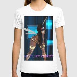 Dance Life Paradise - Black Goddess 1 T-shirt