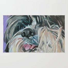Duffy the Dog Rug