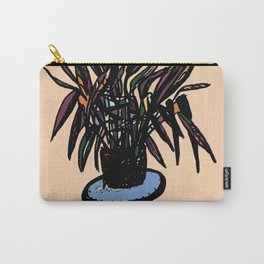 Plant on a plant stand Carry-All Pouch