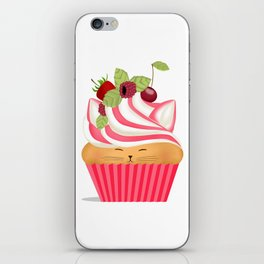 Pinkberry Cuppycat iPhone Skin