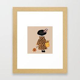 grandmom Framed Art Print