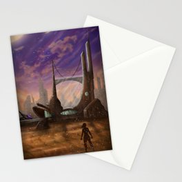 Lost Outpost Stationery Cards
