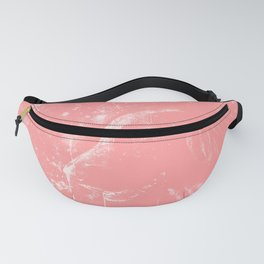 black labrador retriever dog wspw Fanny Pack