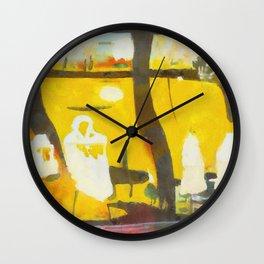 Jeremejevite Wall Clock