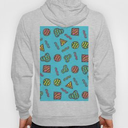 Jumble Pattern Total Hoody