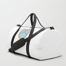 Cute Dungeons and Dragons Paladin class Duffle Bag