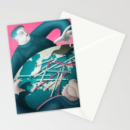 the era of strategic patience is over Stationery Cards