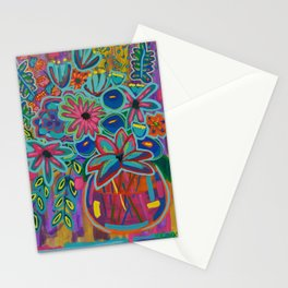 Fiesta Bloom Stationery Cards
