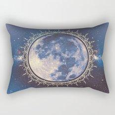 moon #2 Rectangular Pillow