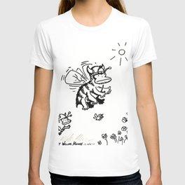Vanguard of the Viking Ape-Bee Raiding Party T-shirt