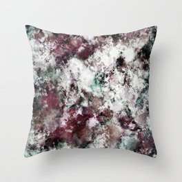 Snowcap Throw Pillow
