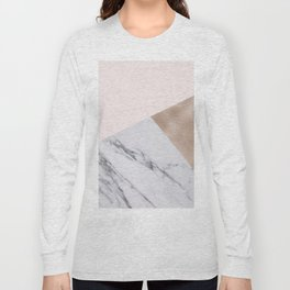 Rosy layers Long Sleeve T-shirt