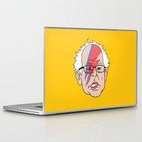 bowie Laptop & iPad Skins featuring Bowie Sanders by Chris Piascik