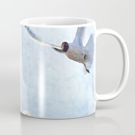 Three Seagulls Watercolor Coffee Mug