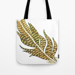Grace Feather 2 Tote Bag