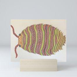 Artisan Isopod Mini Art Print