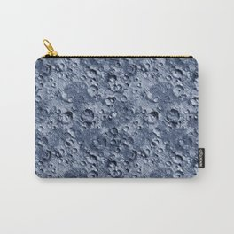 Blue Moonscape Carry-All Pouch