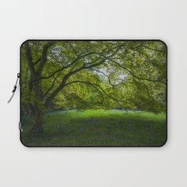 Bluebell Meadow Laptop Sleeve