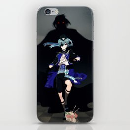 Black butler Ciel Phantomhive iPhone Skin