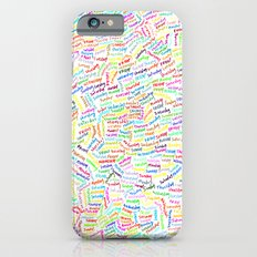 (500) DAYS OF SUMMER iPhone 6s Slim Case