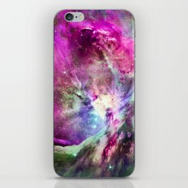 NEBULA ORION HEAVENLY CELESTIAL MIRACLE iPhone Skin
