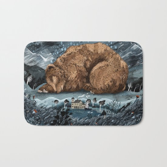 The Lake House Bath Mat