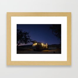About last night Framed Art Print