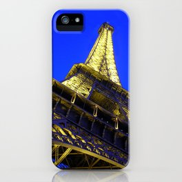 Eiffell Tower iPhone Case