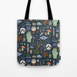 Curiosities Tote Bag