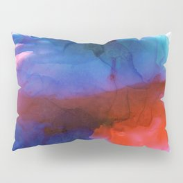 The Dancer - Abstract Art Pillow Sham