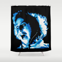 FOREVER YOUNG FRANKENSTEIN Shower Curtain