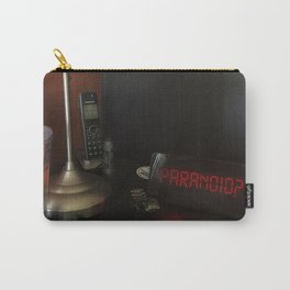 PARANOID? Carry-All Pouch