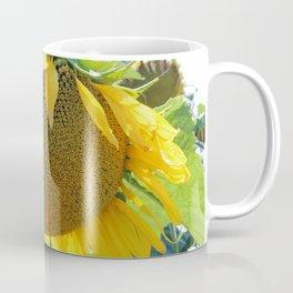 Droopy Sunflower Coffee Mug
