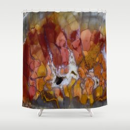 Chapenite,  Shower Curtain