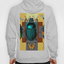 BUGGY INSECT LOVERS ART Hoody