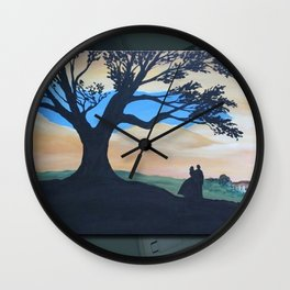 Love of the Land Wall Clock