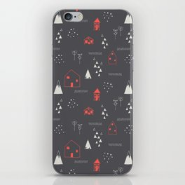 Scandinavian iPhone Skin