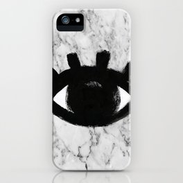 all-seeing eye iPhone Case