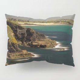 Trevose Head to Constantine Bay, Cornwall, UK Pillow Sham