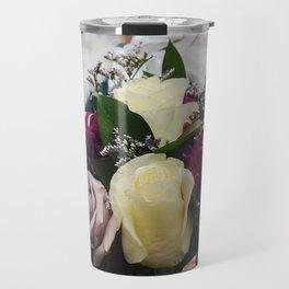 Dark Bouquet Travel Mug