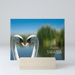 Imagine Swabia Mini Art Print