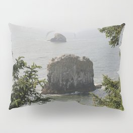 Beautiful View Over The Sea Pillow Sham