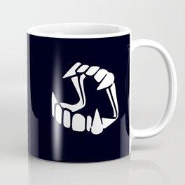 Dracula /vampire teeth Coffee Mug