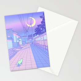 Kyoto Nights Stationery Cards